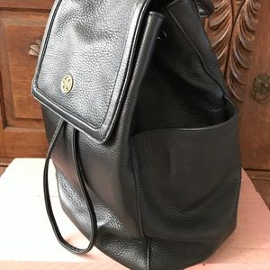 e09eb56ead0 Tory Burch Bags - Tory Burch Landon Flap Backpack